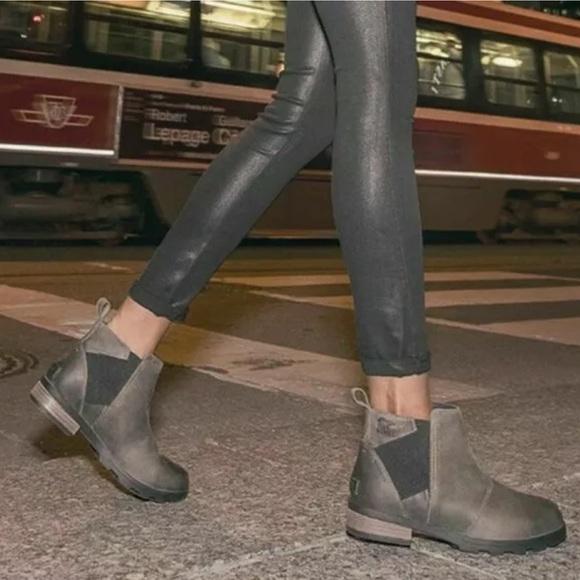 Sorel Emelie Chelsea Waterproof Ankle